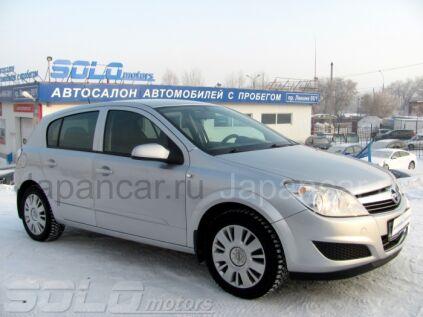 Opel Astra 2007 года в Магнитогорске