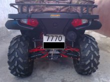 продам квадроцикл POLARIS SPORTSMEN-700EFI