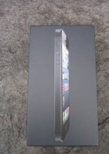 iPhone 5 64 Gb черный