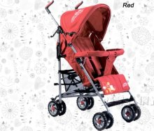 Коляска Baby Care City Style (red)