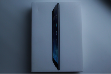 IPad Air 32 GB space gray WiFi cellular