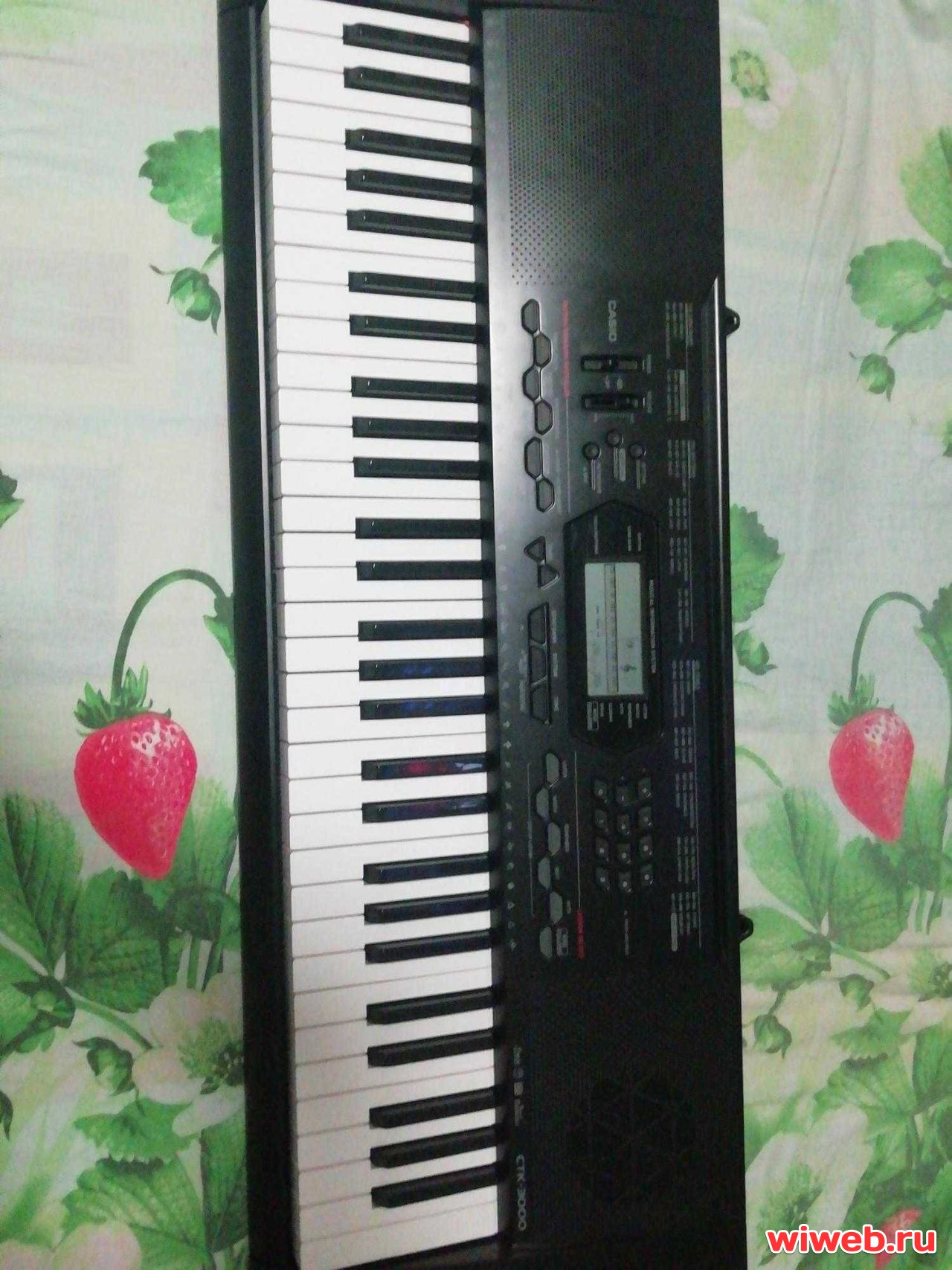 Синтезатор CASIO CTK-3000