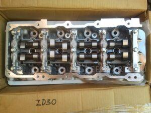 Головка блока цилиндров на Nissan Safari Y61 ZD30 В СБОРЕ!!!!!