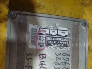 Блок управления efi на Toyota Vista SV-40 3S-FE 89661-32830