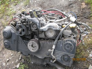 Двигатель на Subaru Legacy Lancaster BH9 EJ254