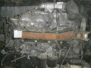 Двигатель на MITSUBISHI 8DC9