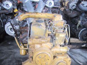 Двигатель на KOMATSU KOMATSU