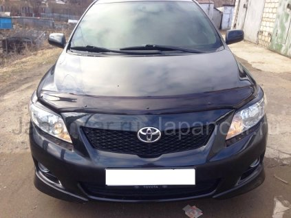 Реснички на Toyota Corolla в Комсомольске-на-Амуре