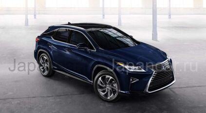 Защита картера на Lexus RX во Владивостоке
