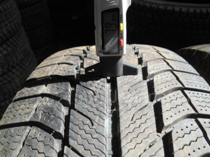 Зимние шины Michelin X ice 2 275/70 16 дюймов б/у во Владивостоке