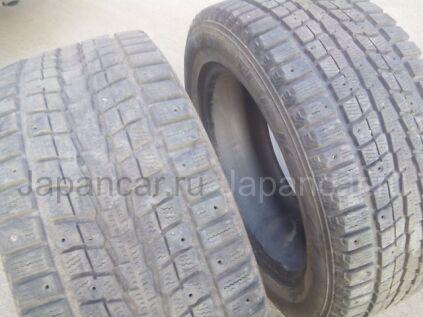 Зимние шины Dunlop 215/55 16 дюймов б/у в Бийске