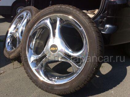 Летнии колеса Pirelli p7000 215/45 17 дюймов б/у во Владивостоке