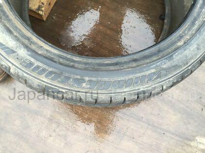 Летниe шины Bridgestone 205/45 16 дюймов б/у во Владивостоке