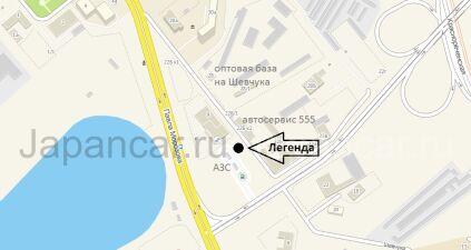 Летнии шины Triangle Tr967 245/40 19 дюймов новые в Хабаровске