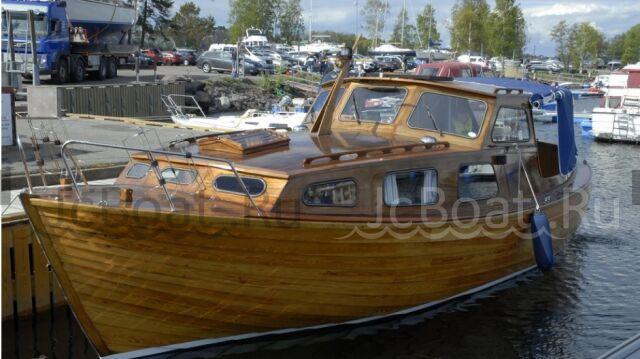яхта моторная SANDOY 32 1986 года