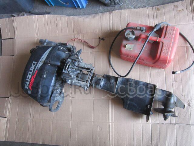 мотор подвесной SUZUKI 4 тактный 2001 г.