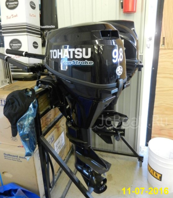 мотор подвесной TOHATSU MFS9,8А3S 2016 г.