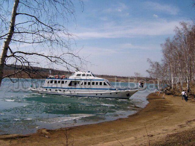 теплоход VYMPEL Р-320 2005 г.