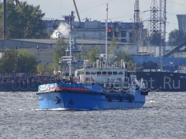 судно нефтеналивное Нефтеналивной танкер 1985 года