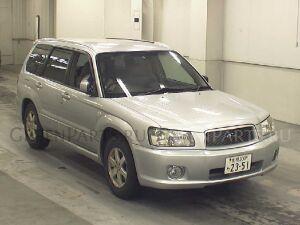 Туманка на Subaru Forester SG5 EJ205