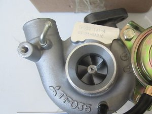 Турбина 4M40 TF035