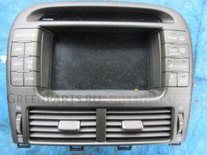 Монитор на Toyota Celsior UCF31 86110-51150