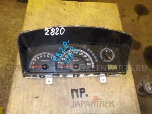 Спидометр на Nissan Lafesta NB30 MR20 2820