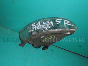 Туманка на Toyota Harrier MCU35