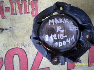 Туманка на Toyota Mark X Zio ANA1# 81210-0D041