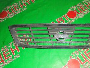 Решетка радиатора на Nissan Sunny B14