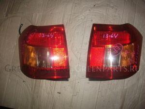Стоп на Toyota Allex NZE121 13-64