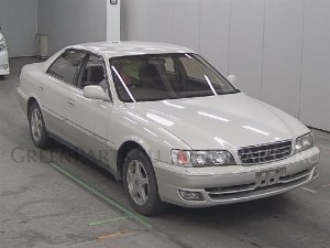 Зеркало салона на Toyota Chaser GX100
