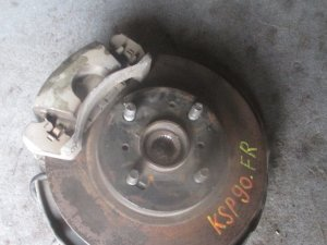 Ступица на Toyota Vitz KSP90