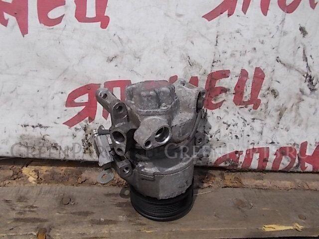 Компрессор кондиционера на Toyota Vitz SCP90 2SZ-FE 447220-9737