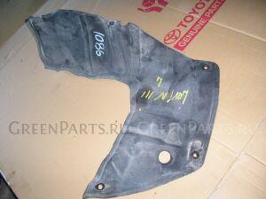 Защита двигателя на Toyota Levin AE111