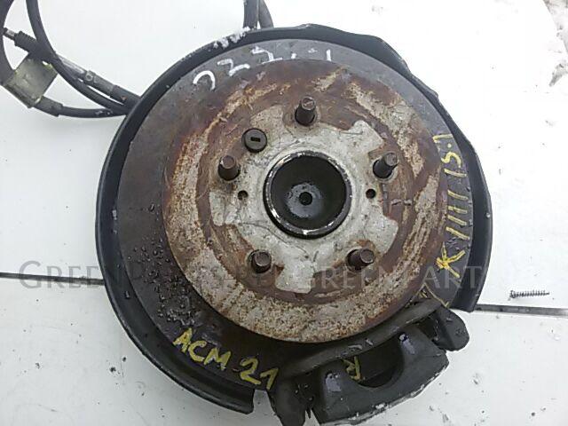 Тормозной диск на Toyota Ipsum ACM21