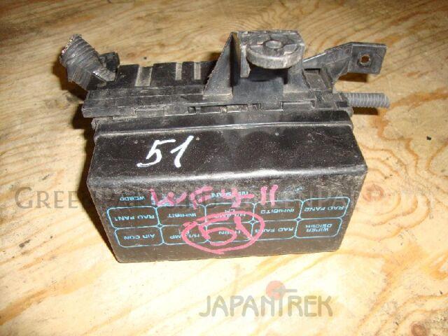 Блок предохранителей на Nissan Wingroad WFY11 51