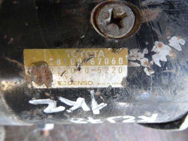 Стартер на Toyota PRADO KZJ78 1KZ 28100-67060