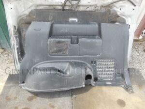 Обшивка багажника на Honda STEP WAGON RK5 R20A