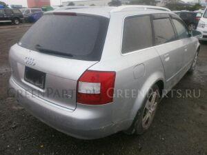 Бампер на Audi A4 8E