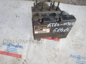 Блок abs на Mitsubishi Pajero IO H76W 4G93 84444-2670/ 0124827