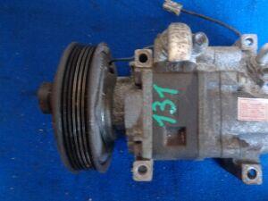 Компрессор кондиционера на Mazda Axela BK5P ZY 131