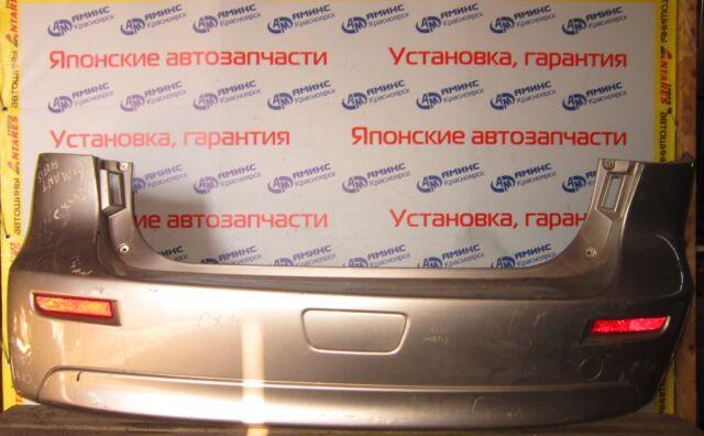 Бампер на Mitsubishi Galant CX4A
