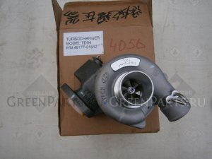 Турбина на Mitsubishi Delica PD5V, P35W, P35V, P25W, P25T, P5W 4D56 49177-01512TD04KYPC2