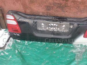 Крышка багажника на Toyota Land cruiser 100 UZJ100W, HDJ101K, HDJ100L, UZJ100L 1HDFTE