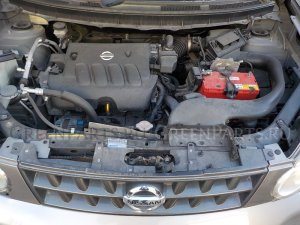 Решетка радиатора на Nissan X-Trail NT31 MR20