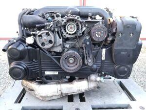 Двигатель на Subaru Legacy BP5 EJ20X SLW3478
