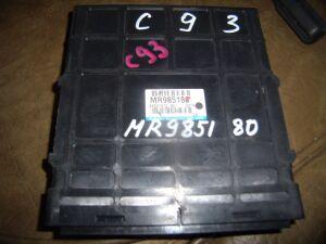 Блок efi на Mitsubishi Lancer Evolution CT9A 4G63 MR985180