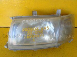 Фара на Toyota Probox NCP51 52-075