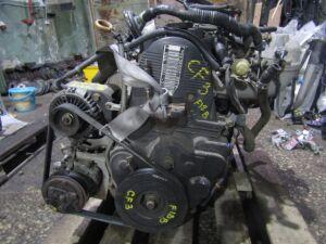 Компрессор кондиционера на Honda Accord CF3 F18B 1004580